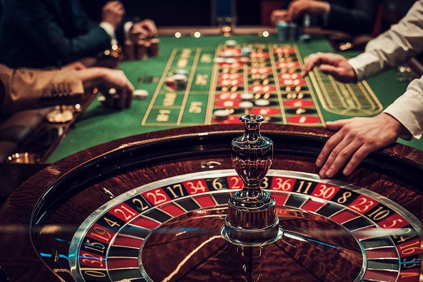 Онлайн казино с начальным депозитом